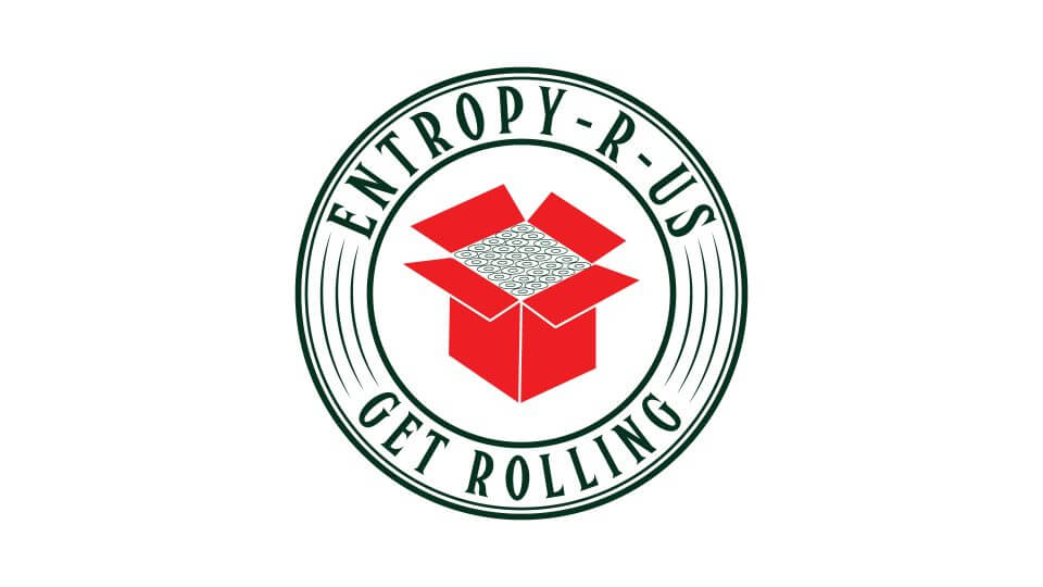 EntropyRus Thermal Paper Rolls - Receipt paper for pos registers